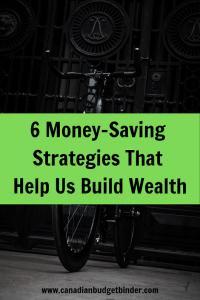 money-saving strategies