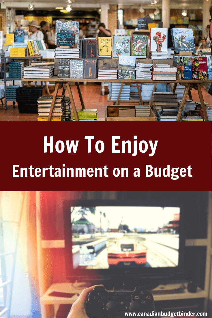How To Enjoy Entertainment on a Budget