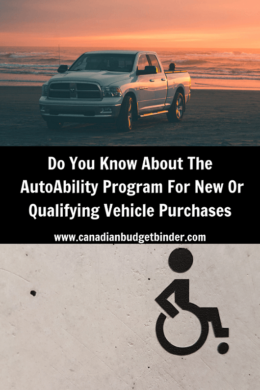 AutoAbility Program For New Or Qualifying Vehicles