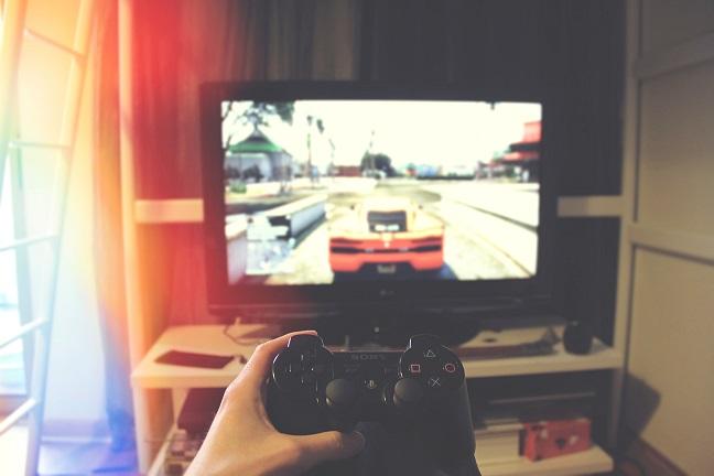 entertainment video games