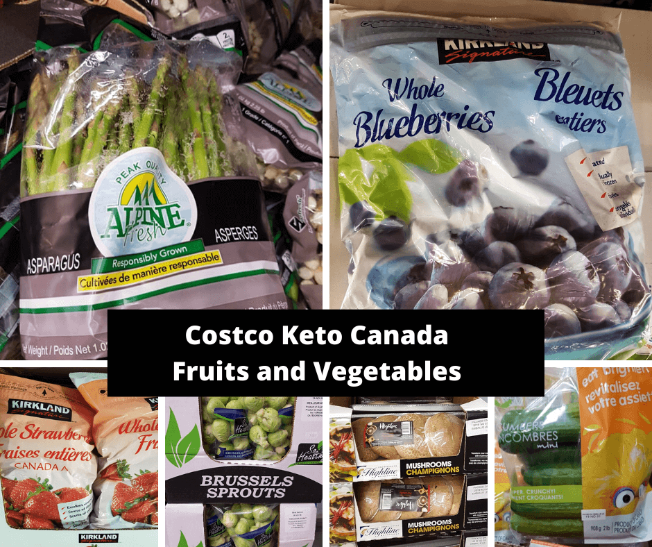 Costco Keto Canada Fruits and Vegetables 4