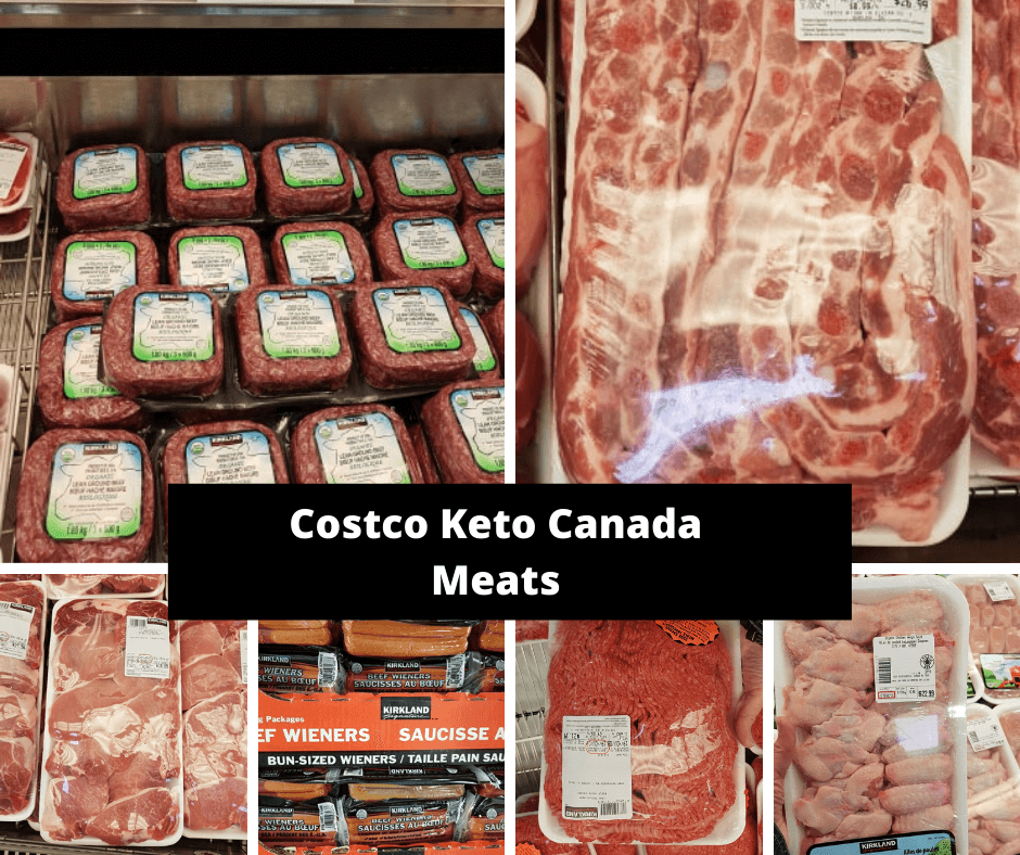 Costco Keto Canada Meats