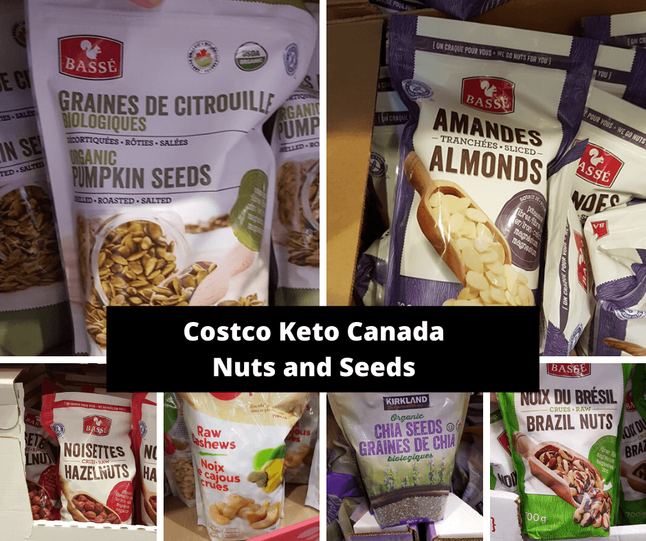 Costco Keto Canada Nuts and Seeds