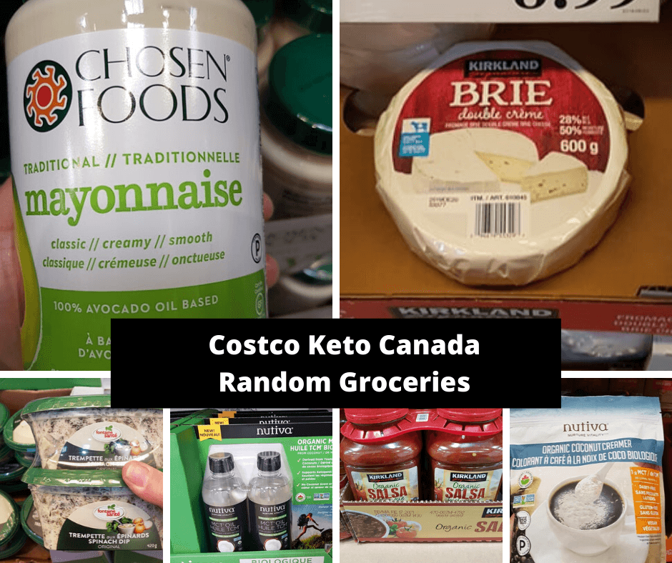 Costco Keto Canada Random Groceries 2