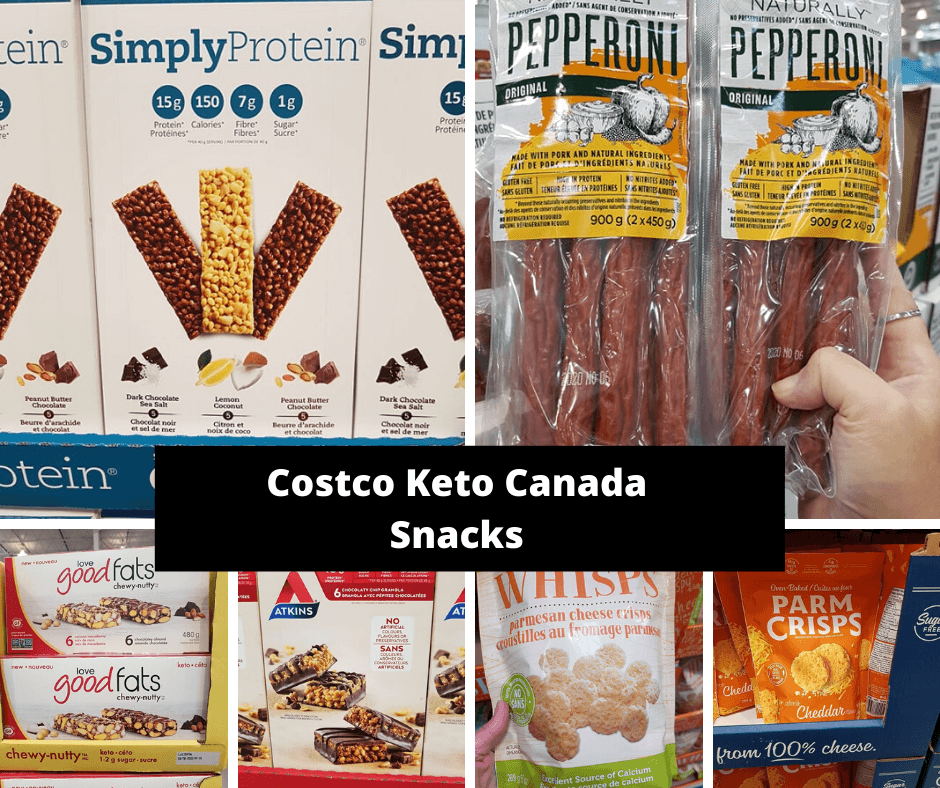 Costco Keto Canada Snacks