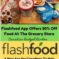 Flashfood App Canada