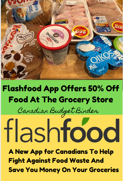 Flashfood App Offers 50% Off At The Grocery Store
