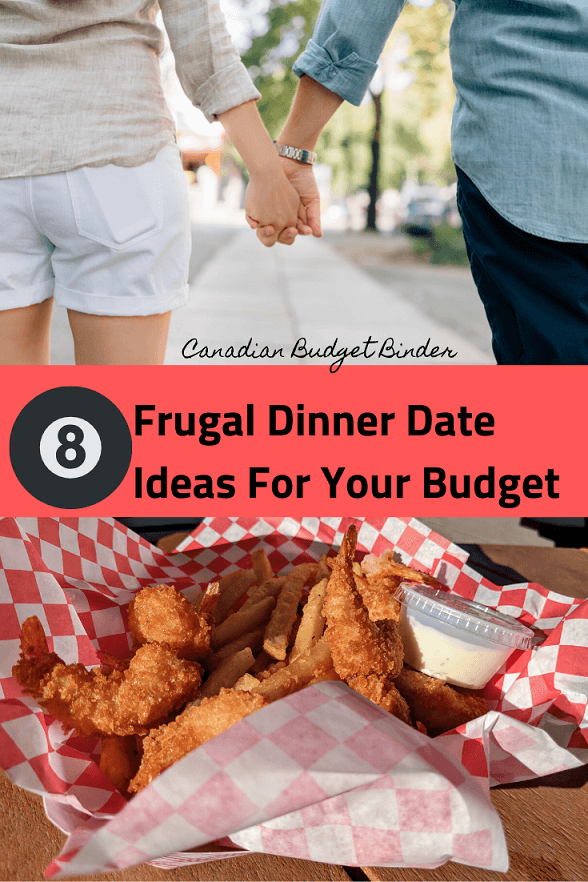 8 Frugal Dinner Date Ideas For Your Budget (Free Printable)