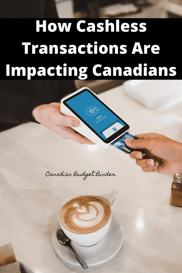 How Cashless Transactions Impact Canadians : Net Worth Update Oct 2019 (+1.32%)