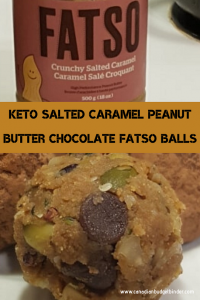 EatFatso Peanut Butter Balls
