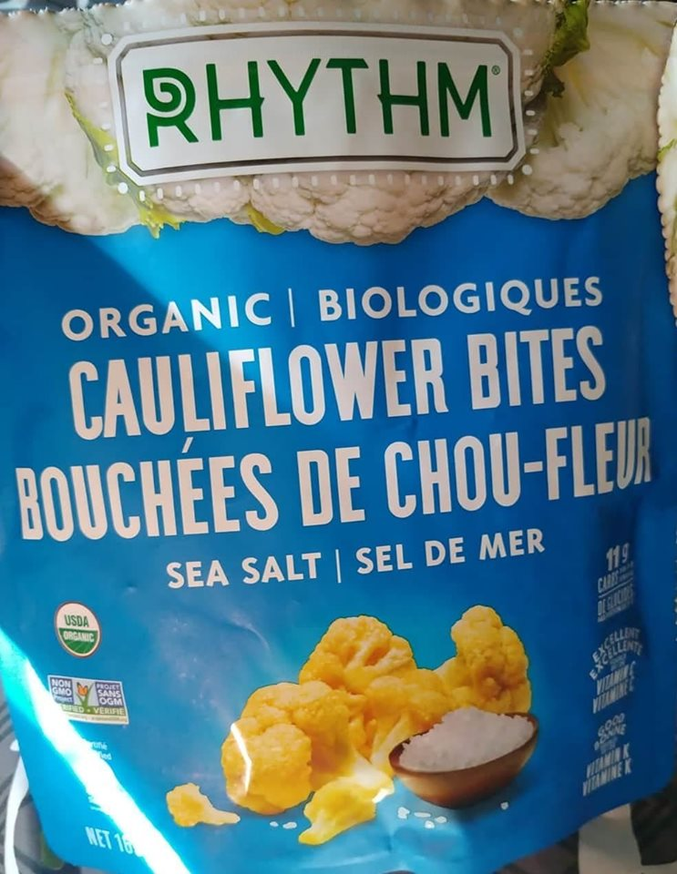 cauliflower snacks