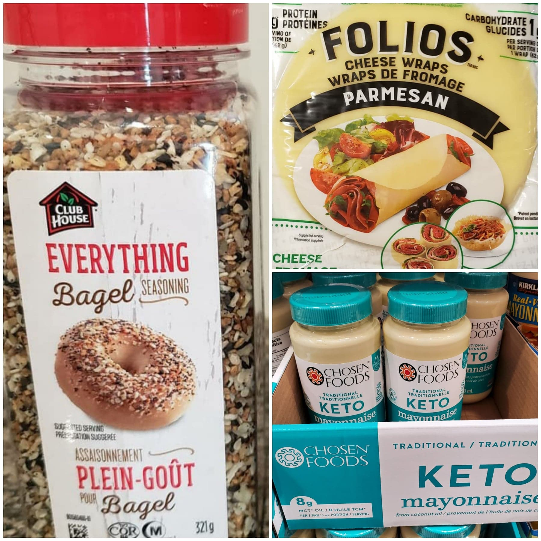 keto Canada Products