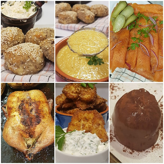 Keto Food Photos