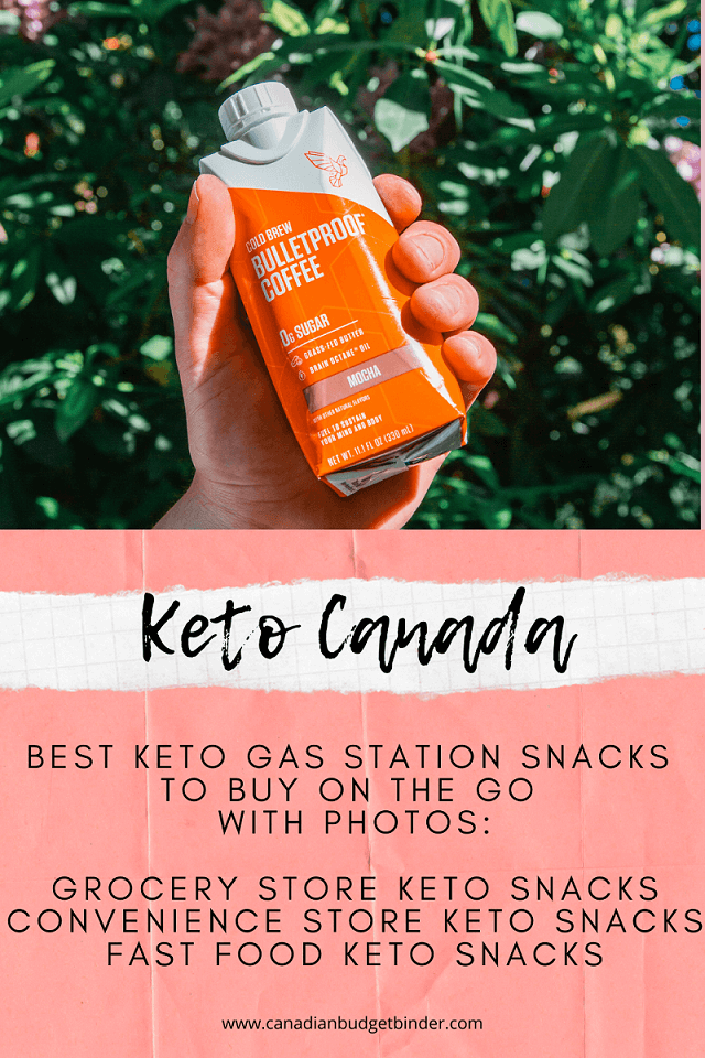 Best Keto Gas Station Snacks To Buy On The Go (With Photos)