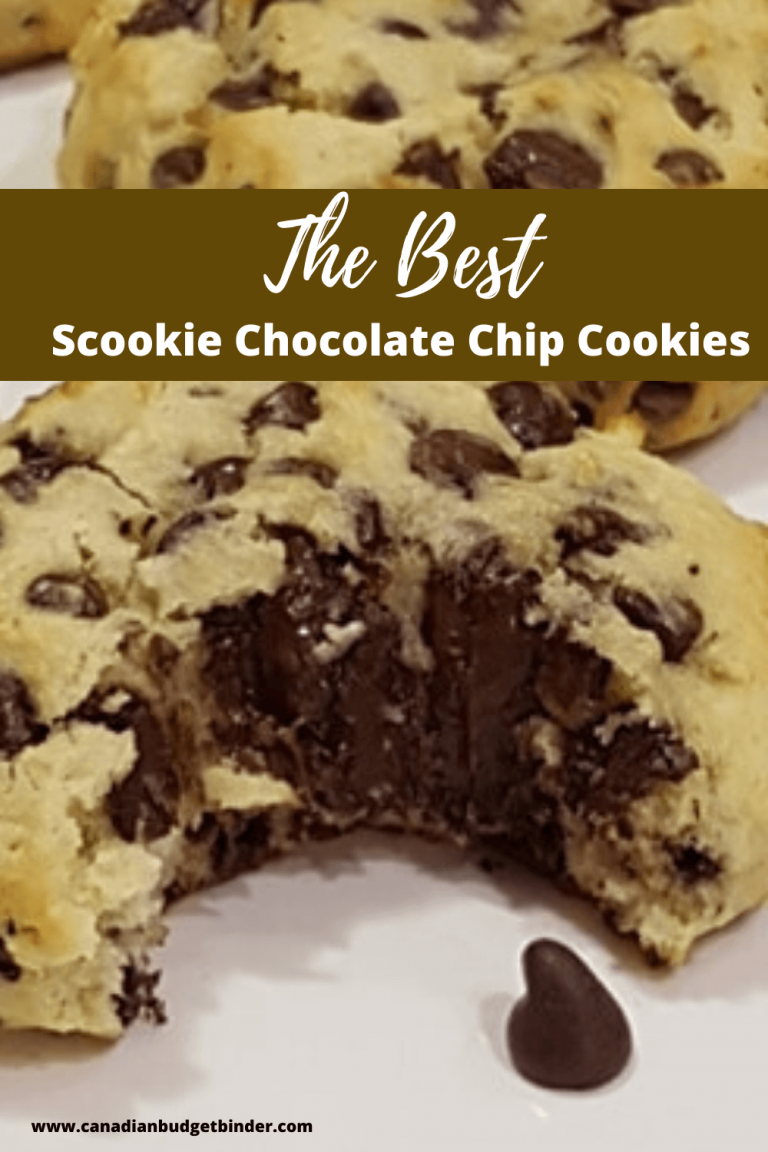 Scookies Are The Ultimate Chocolate Chip Cookies