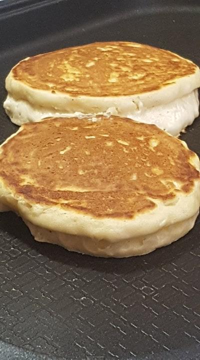 Thick pancakes