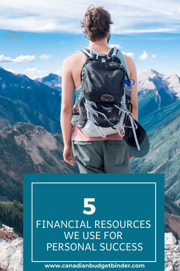 5 Financial Resources We Use For Personal Success