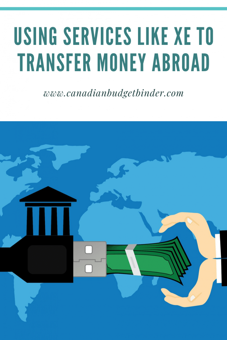 Using Services Like XE To Transfer Money Abroad