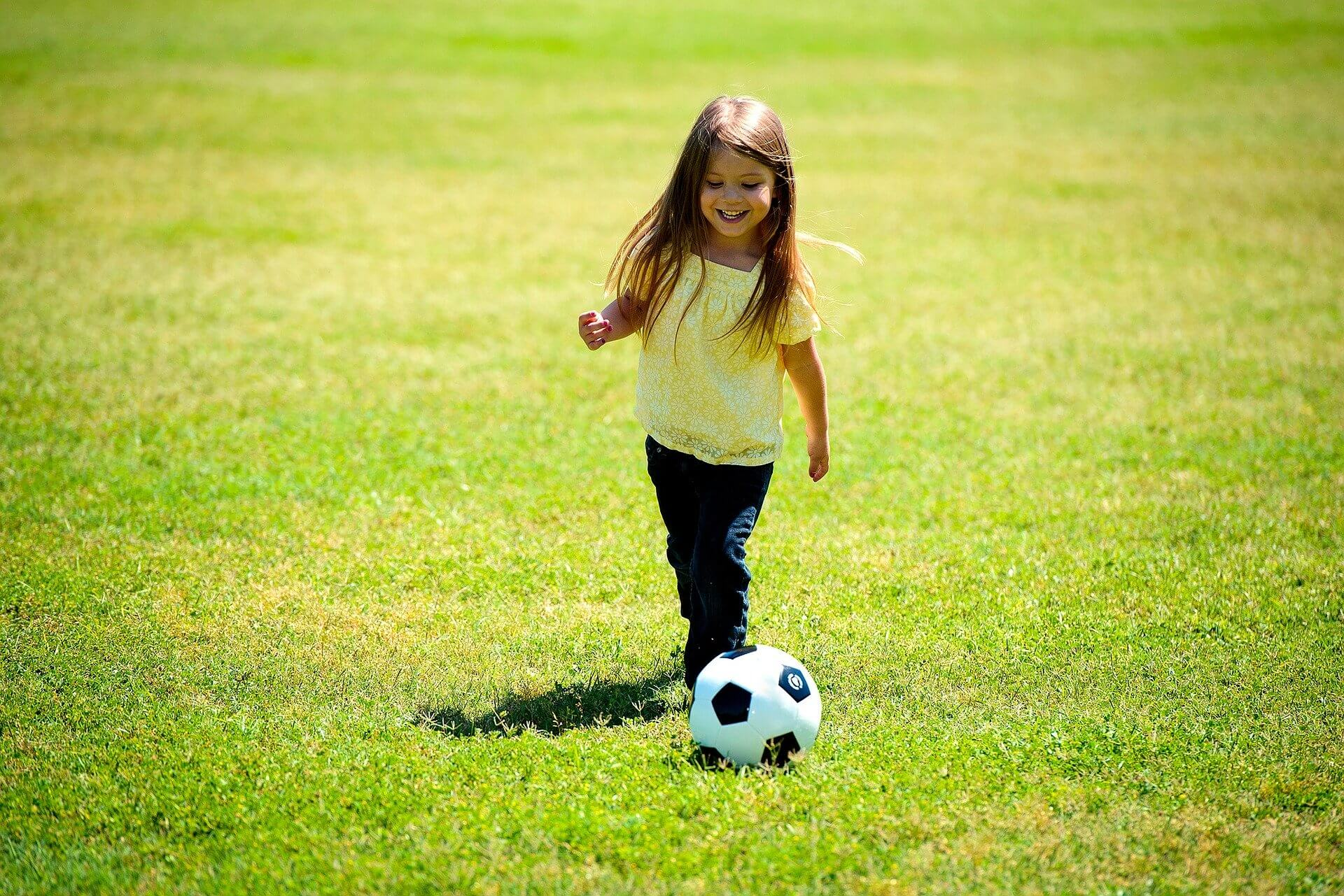 outdoor kids soccer