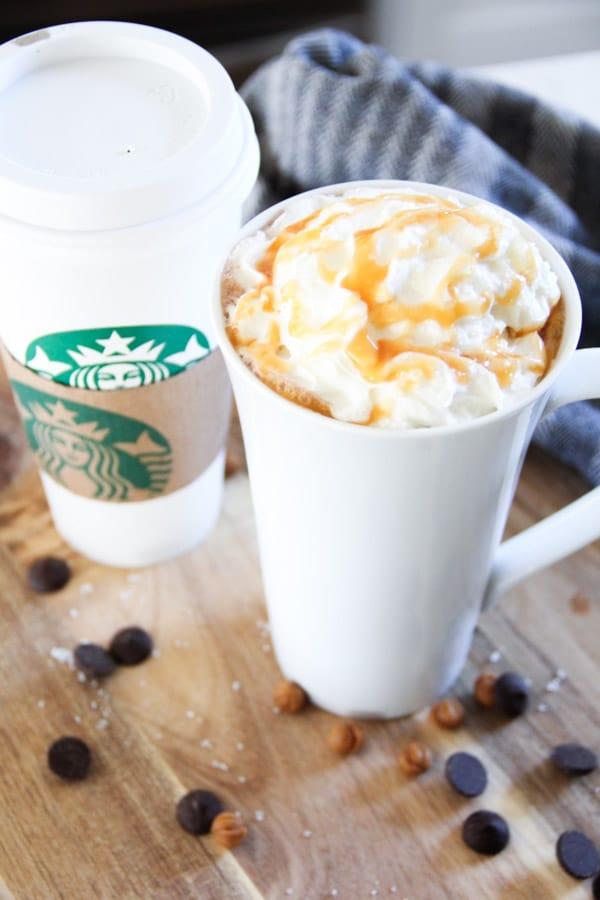 Starbucks Hot Chocolate Recipe