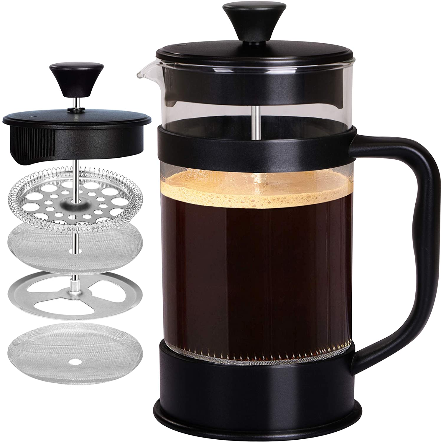 French Press Coffee