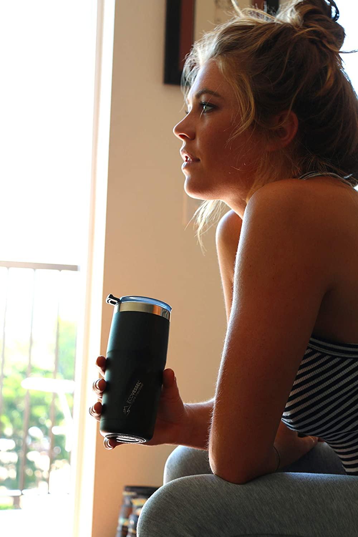 Xícara de café inoxidável