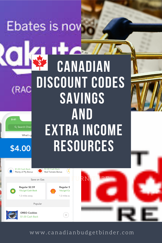 Canadian Savings, Deals, Coupons, Codes, Freebies