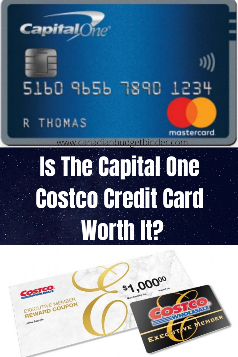 Is The Capital One Costco Credit Card Worth It?