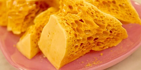 Canadian Sponge Toffee