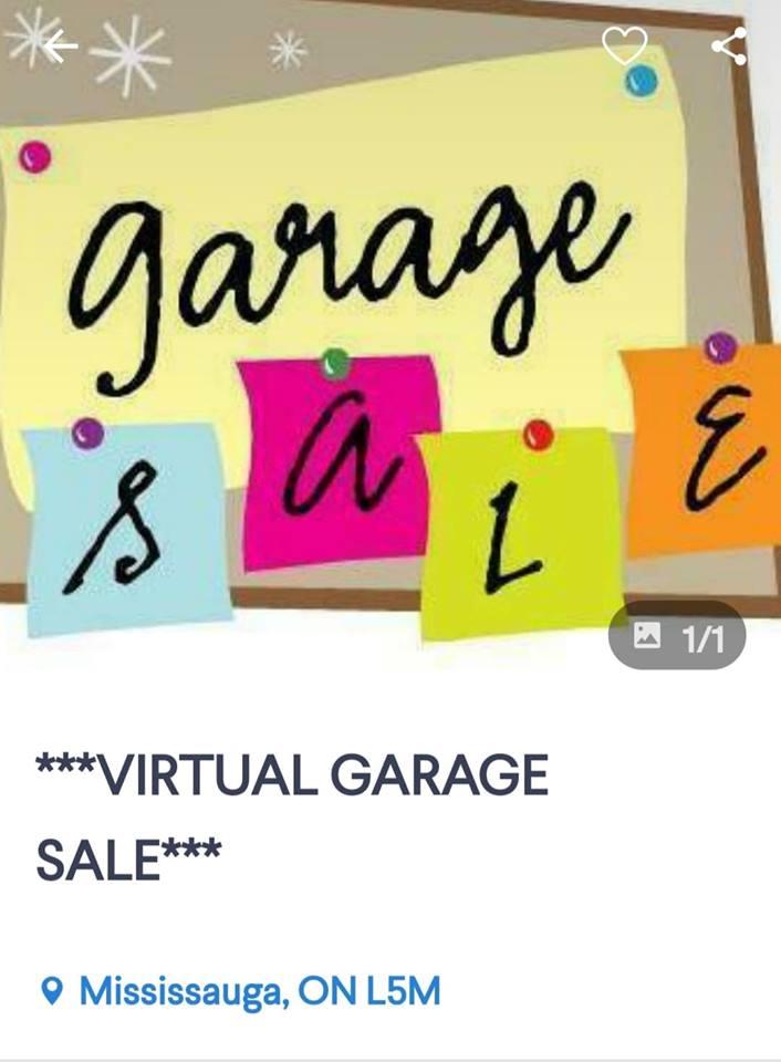 Kijiji Online Garage Sale