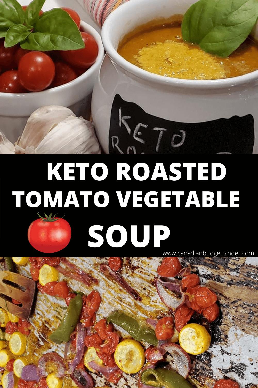 sopa de tomate ceto
