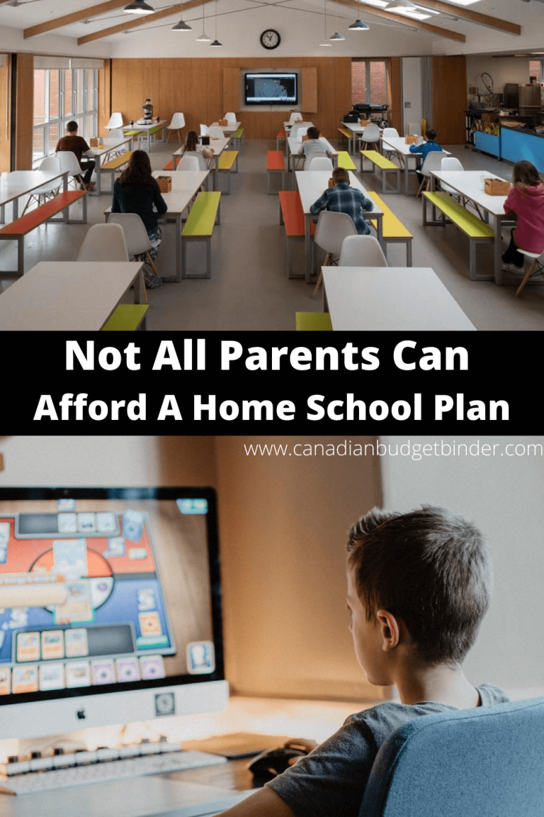 Not All Parents Can Afford A Home School Plan : The Saturday Weekend Review #309
