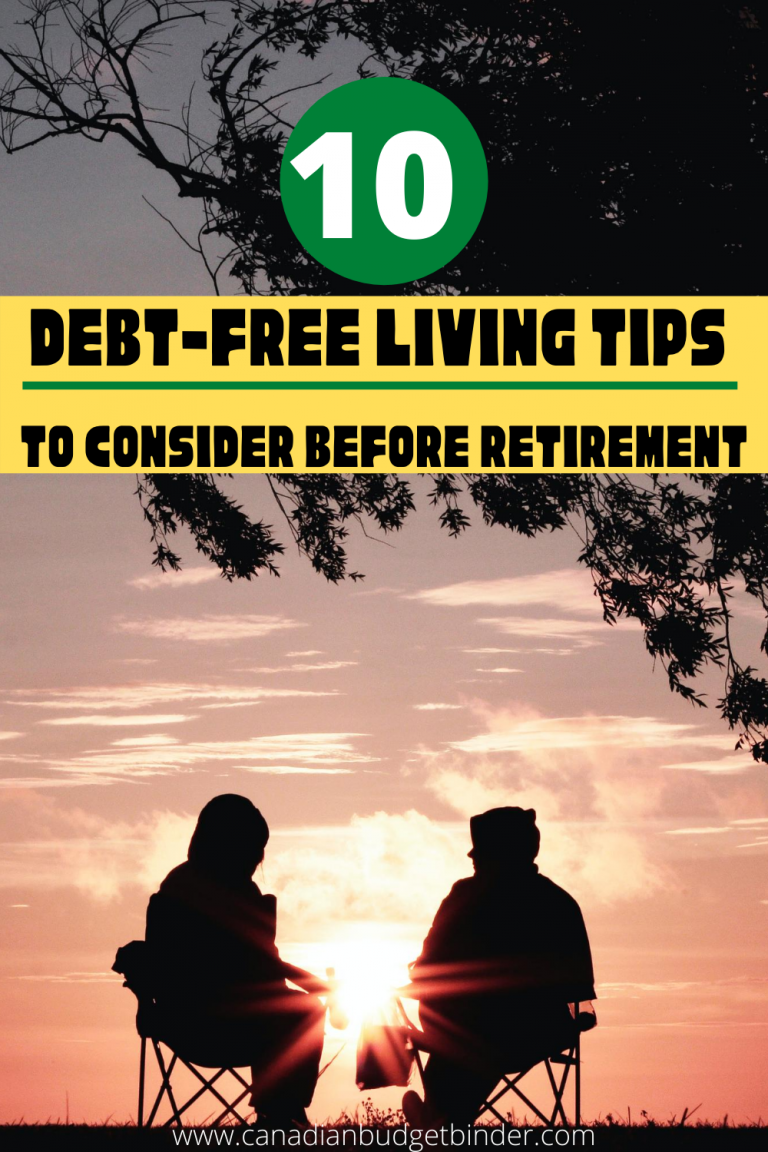 10 Debt-Free Living Tips To Consider Before Retirement : Our July Net Worth (+2.58%)