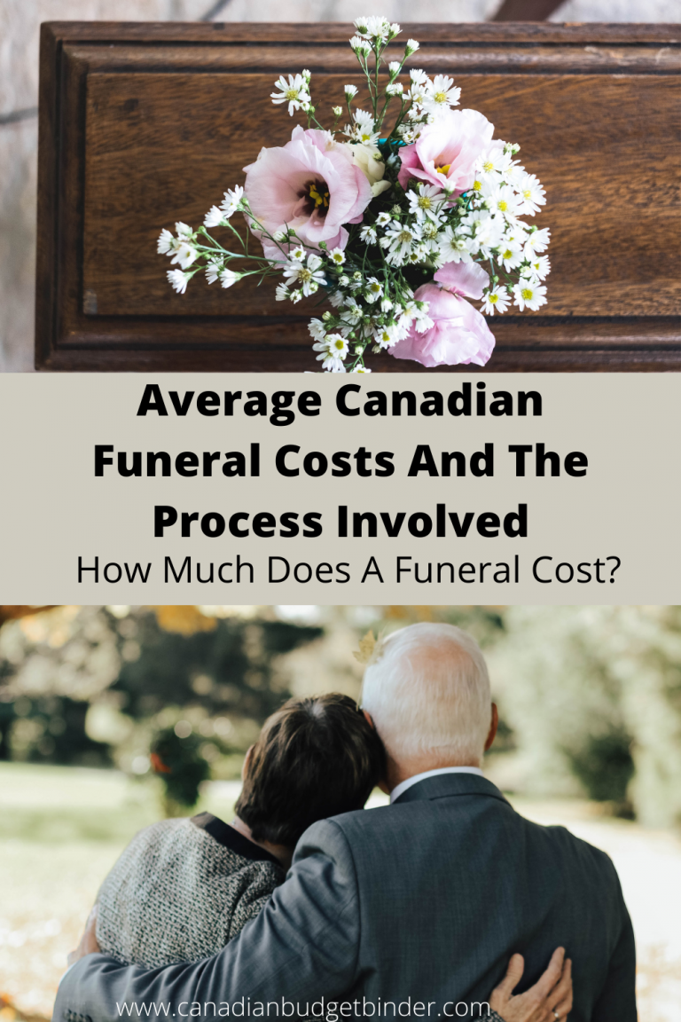 Average Canadian Funeral Costs And The Process