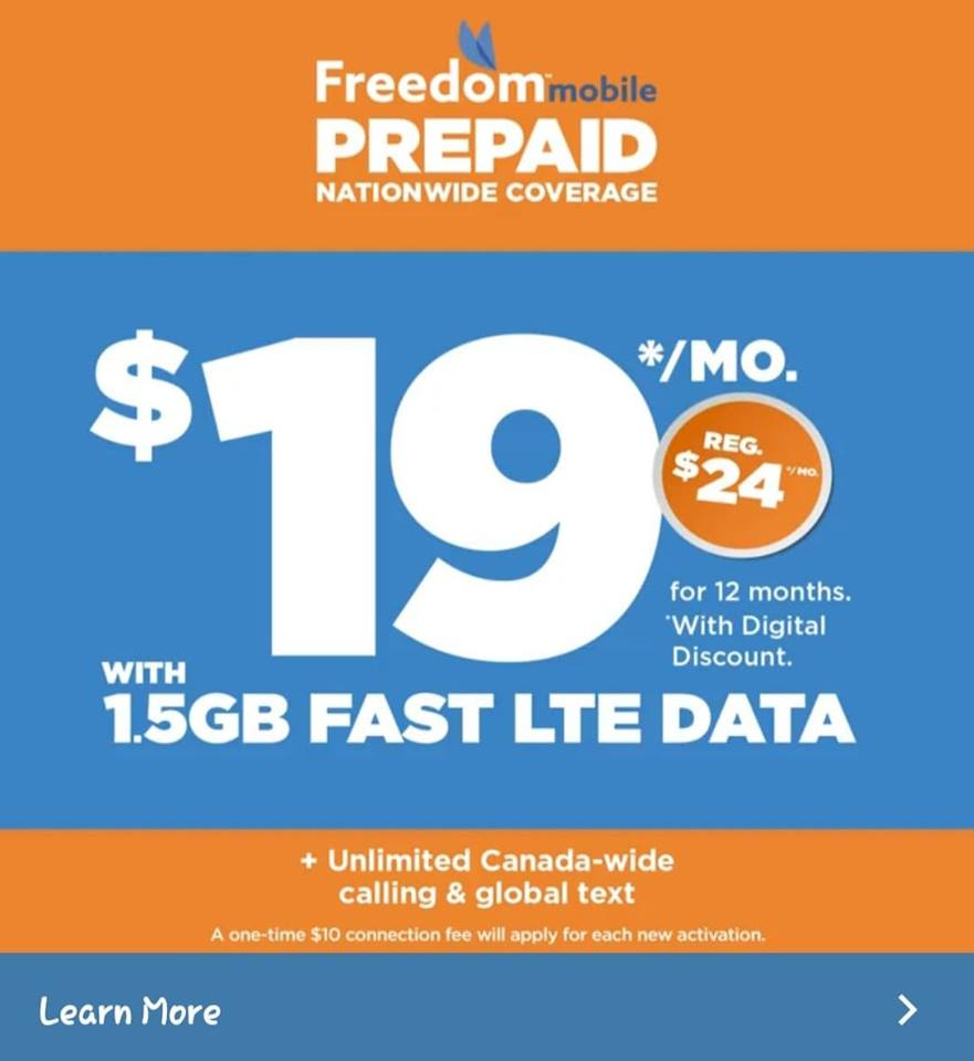 Freedom phone plan