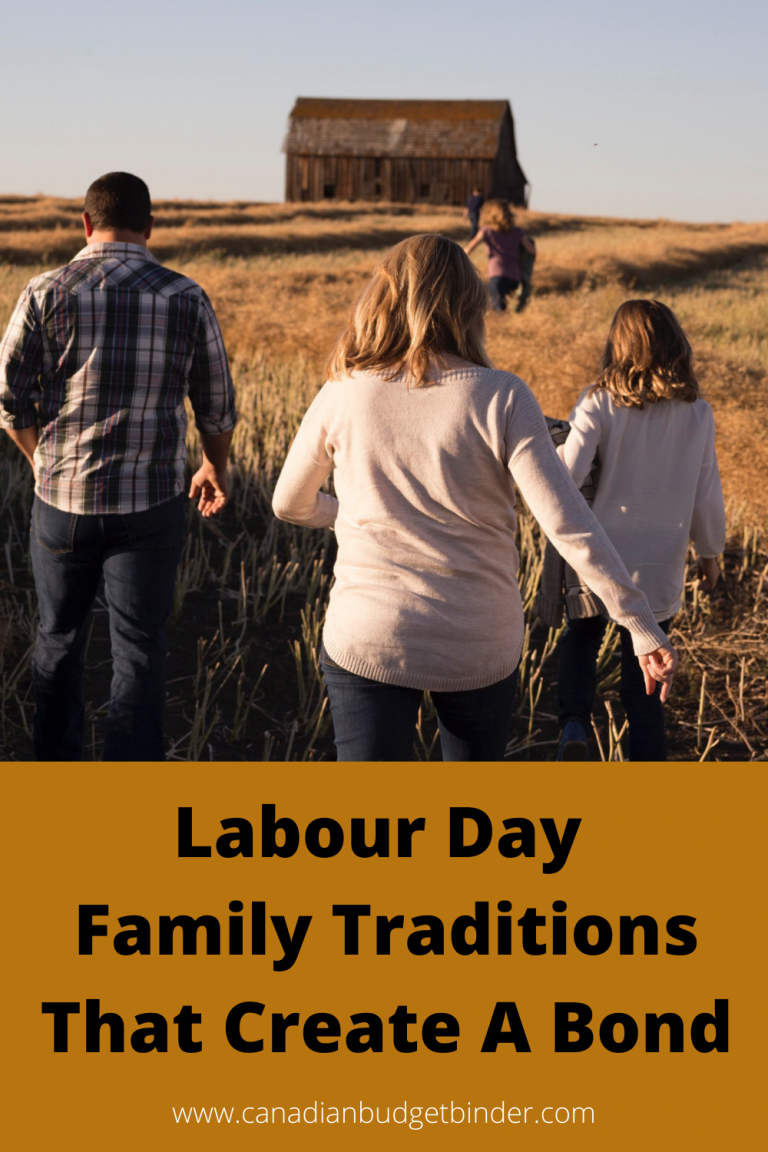 Labour Day 2020 Family Traditions Create A Bond : The Saturday Weekend Review #311