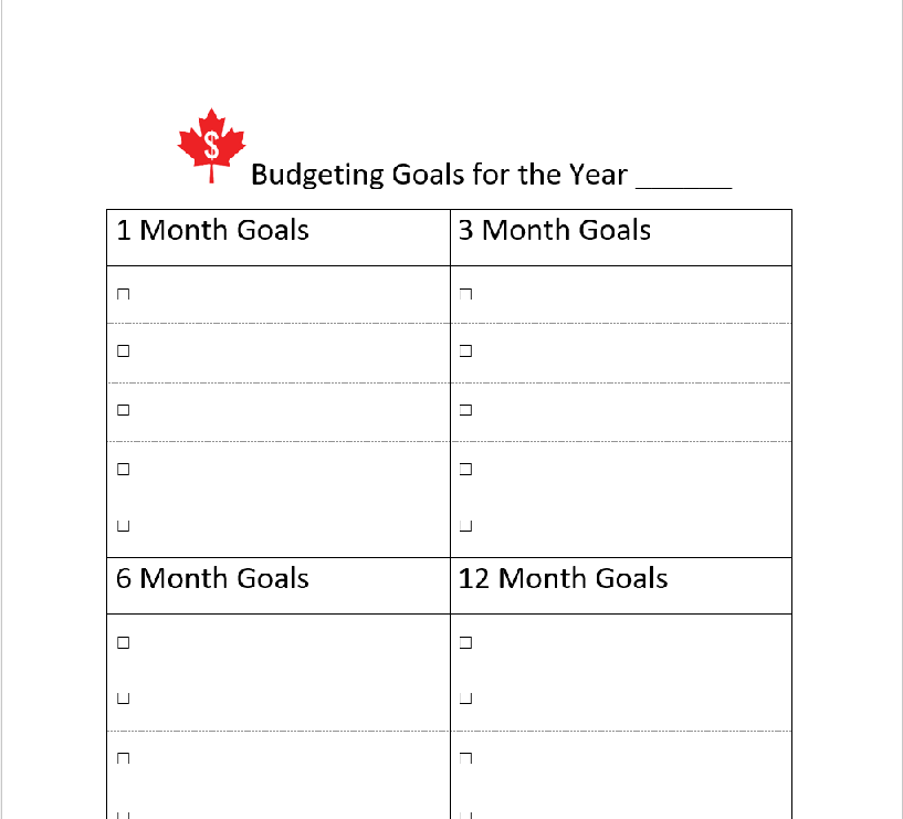 Financial Goal Tracker