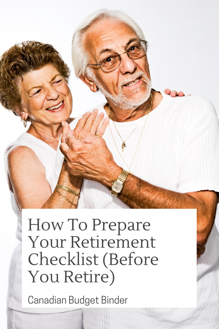 How To Create Your Retirement Checklist (Before You Retire)