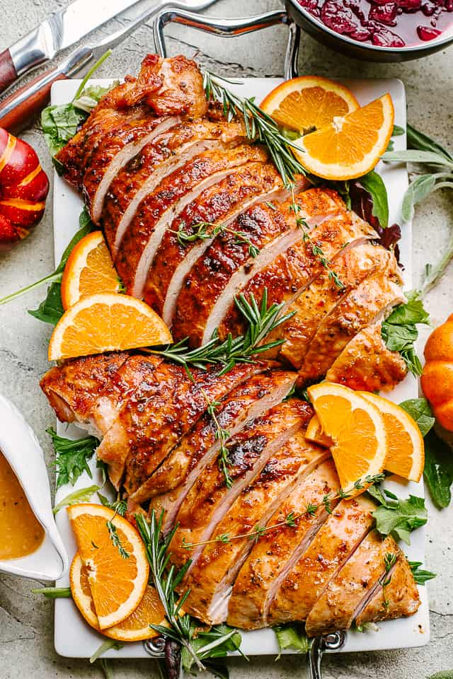 How To Roast A Thanksgiving Turkey Breast