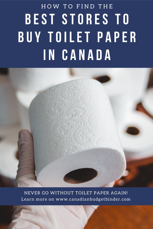 toilet paper shortage Canada