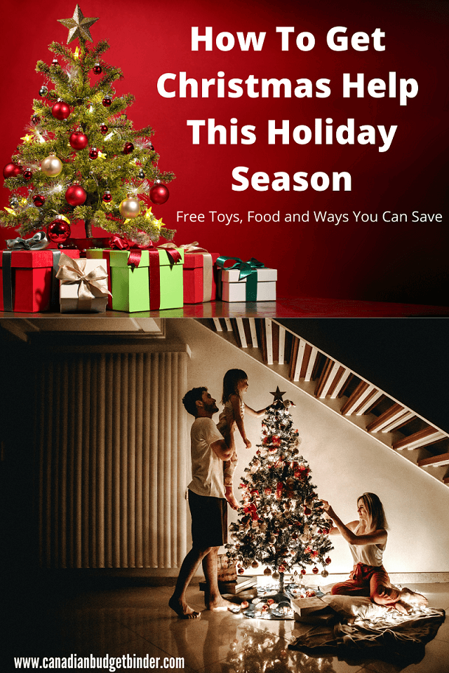 How To Get Christmas Help For Your Family : The Saturday Weekend Review #316