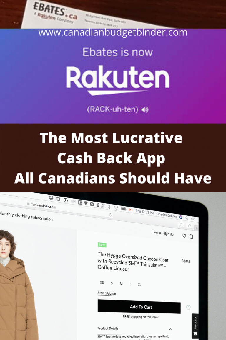 Review: Rakuten Canada Is A Must-Have Cash Back App