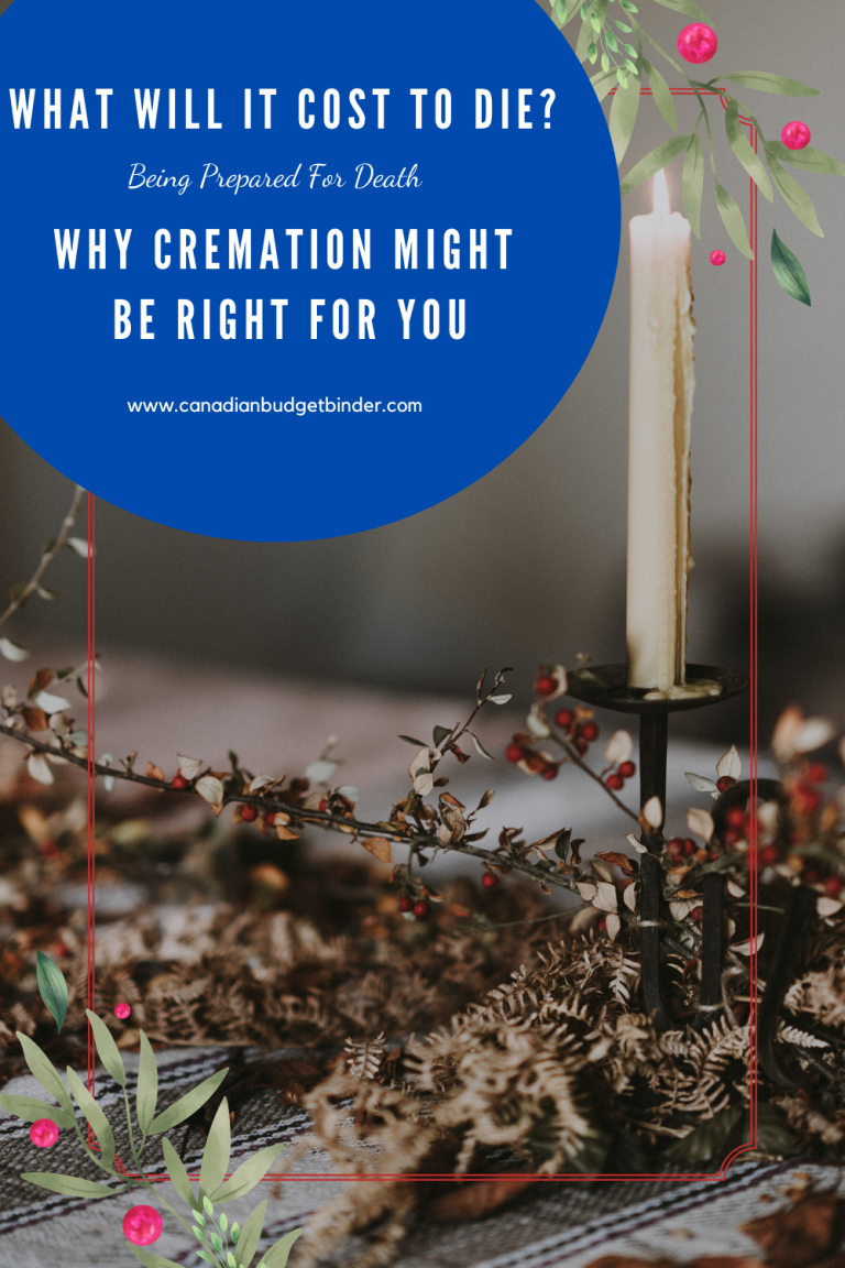 Why Cremation Might Be Right For You : What Will It Cost You To Die?