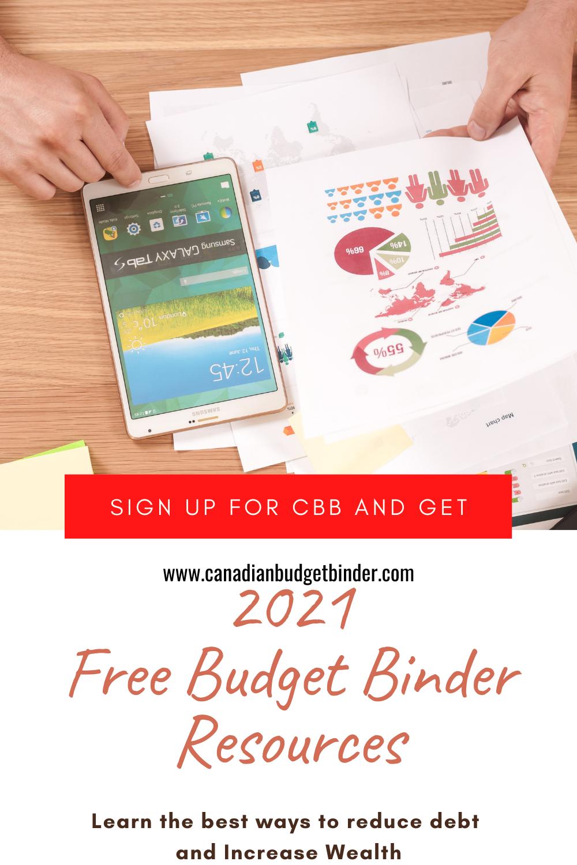Free budget