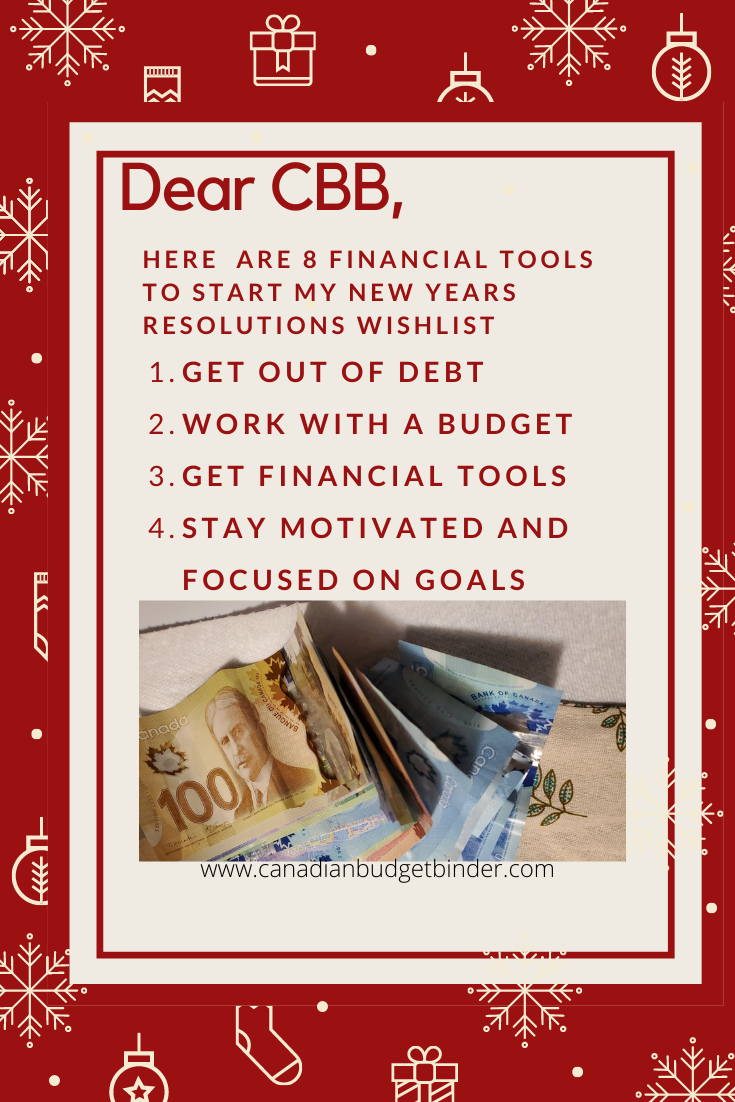 8 Financial Tools To Get Ready For The New Year
