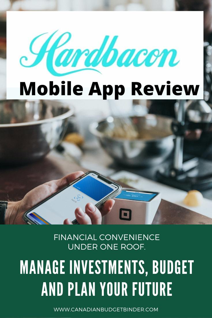 Hardbacon Mobile App Review