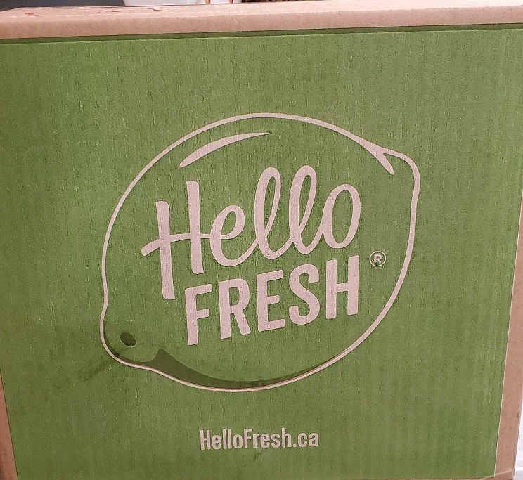 HelloFresh Packaging