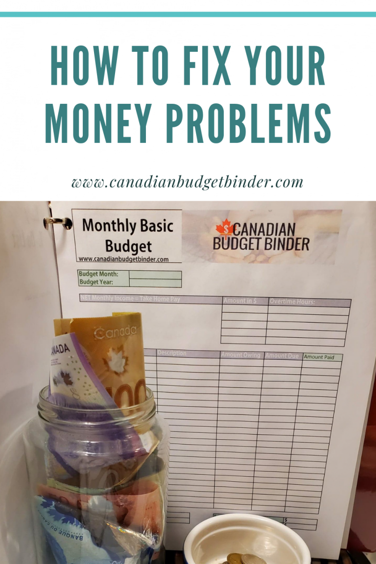 How To Fix Your Money Problems : November 2020 Budget Update