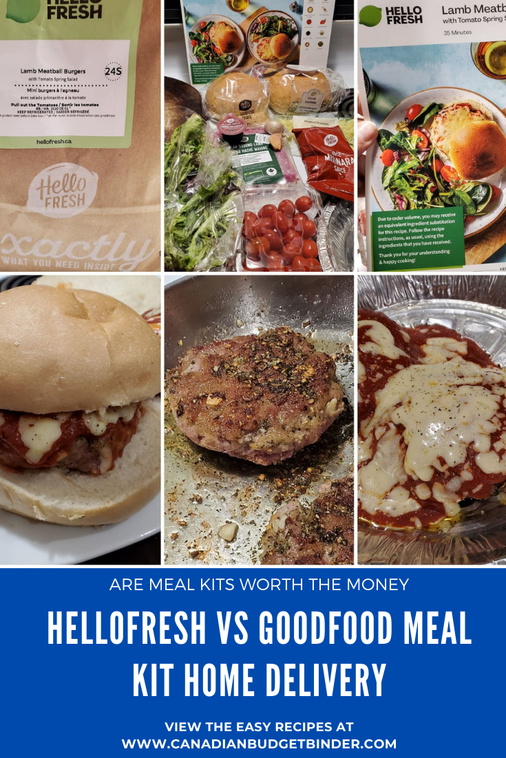HelloFresh Meal Kit Review