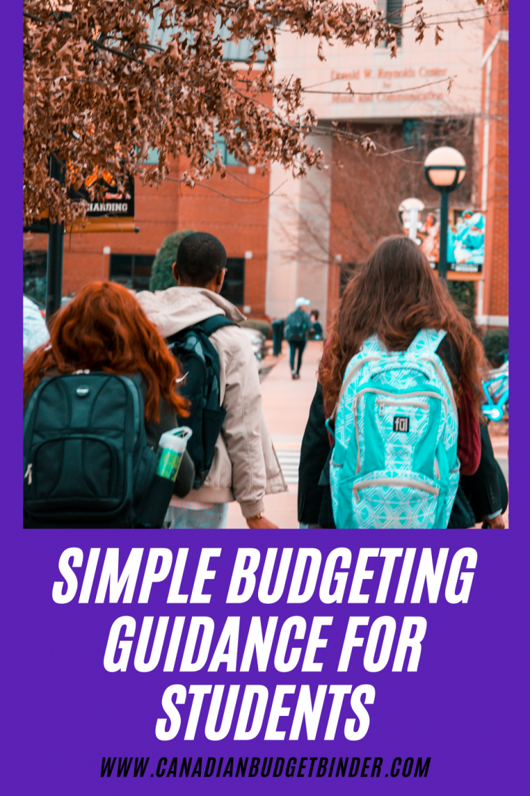 Simple Budgeting Guidance for Students
